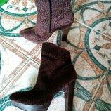 Ботиночки трендовые с зауженым носком