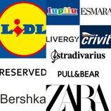 Выкуп Lidl, Zara, Bershka, Reserved, Pull&bear, Stradivarius Польша