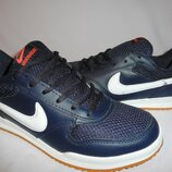 Кроссовки Nike синие