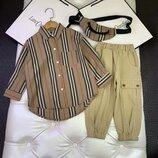 Детский костюм Burberry 100-150