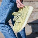 Кроссовки женские Adidas Yeezy Boost 350 V2 Antlia Reflective