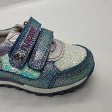 Кроссовки для девочки Flamingo c 24 по 30 размеры