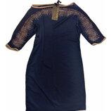 Красивое платье туника Salsa