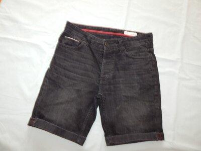 шорты джинсовые мужские стильные модные р30 S