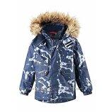 Новая зимняя курточка Reima на рост 140