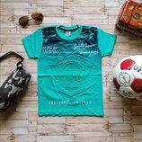 Футболка для мальчика р.8-12 лет. Турция