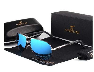 Солнцезащитные очки UV400, очки для автомобилиста KingSeven