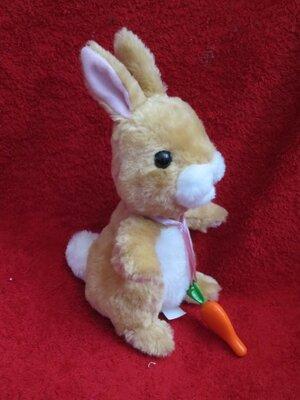 Зайка.зайчик.заєць.кролик.интерактивная игрушка.мягка іграшка.мягкие игрушки.Vivid.Animagic toys