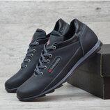 Мужские кожаные кроссовки Columbia из натуральной кожи от производителя