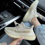 Кроссовки женские Adidas Yeezy 350 Ludmark