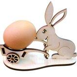 Подставка Кролик для пасхальных яиц