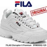 Кроссовки женские FILA Disruptor II Premium original из USA 5FM00002-125