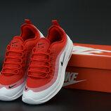 Мужские кроссовки Nike Air Max Axis. Red
