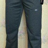 Мужские летние штаны Billcee прямые серые.