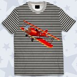 Детская футболка 3D Airplane Огромный выбор