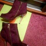 New look ботильоны ботиночки полуботинки туфли