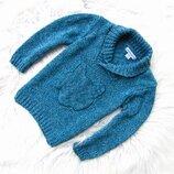 Теплая кофта свитер Vertbaudet