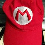 Кепка бейсболка Супер Марио