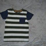 новая футболка George 5-6 лет рост 110-116 Англия