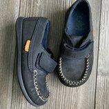 Туфли мокасины Next кожа 25,5