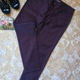 Классные блестящие джинсы. на бирке- 14 р-р 48