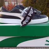 Сникерсы Puma basket heart de wn´s оригинал. Натуральная кожа 36-41
