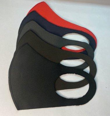 Защитная маска для лица не медицинская неопреновая пита питта pitta