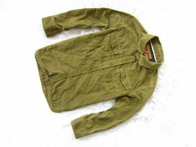 Качественная и стильная джинсовая рубашка Next