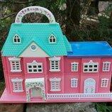 Домик для кукол домик мини жителей Сильвания