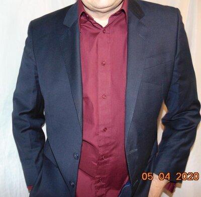 Стильний нарядний брендовий пиджак Dugdale Bros &Co.л .50
