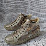 Rieker оригинальные ботинки 40