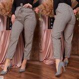 Вельветовые брюки 48-58 р