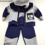 Детский костюм байка 1 год детские костюмы с футболкой утеплённый Турция