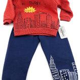Детский костюм байка 2 года красный детские костюмы с рисунком утеплённый теплый