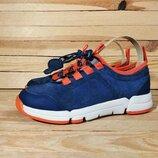 Clarks туфли натуральная кожа мокасины кроссовки