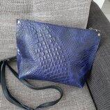 Кожаная сумочка сумка женская