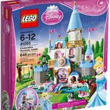 Конструктор LEGO Disney Princess Замок Золушки 41055