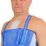 Поддержка грудной клетки,бандаж,утяжка
