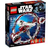 Конструктор LEGO Star Wars Джедайский Старфайтер с Гипердвигателем 75191 звездные войны