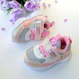 Стильные кроссовки для малышек от Tom.m.