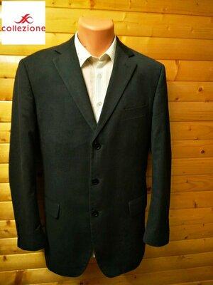 Классический пиджак популярного бренда из Великобритании Marks & Spencer, пр-во Италия.