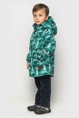 Курточка весняна для хлопчика розмір 104см
