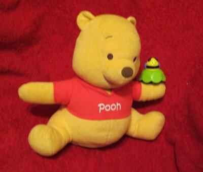 Винни-Пух.мишка.ведмедик.медведь.мягкая игрушка.мягкие игрушки.мягка іграшка.Fisher-Price.Mattel