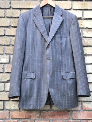 Мужской пиджак Brioni Бриони , оригинал, тонкая шерсть, цвет-серый.