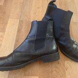 Кожаные ботинки челси Esprit 41