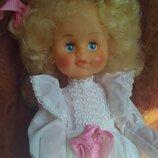 кукла Невеста, времен Ссср, новая
