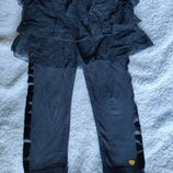 Лосины, штаны, штанишки с юбкой, юбочкой на 1,5-2,5 года