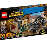Конструктор LEGO Super Heroes Бэтмен Спасение от Ра С аль Гула 76056 супергерои лего