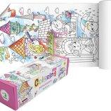 Раскраска Принцессы / Розмальовка Принцеси Додо / Dodo 300289