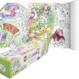 Раскраска Зоопарк / Розмальовка Зоопарк Додо / Dodo 300327